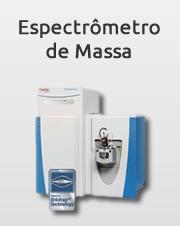 Espectrômetro de massa