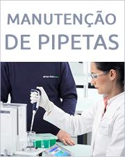 manutenção de pipetas