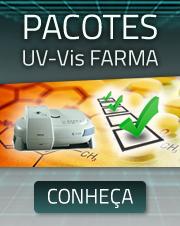 PACOTES UV-Vis FARMA