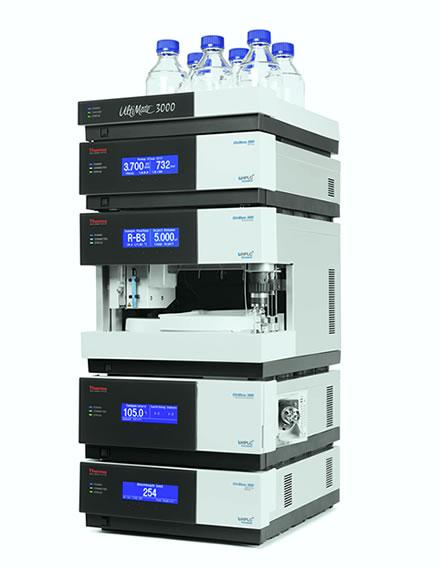cromatógrafo a líquidoUltiMate 3000