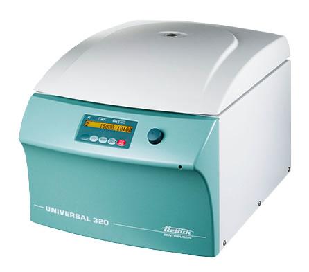Centrífuga para laboratório modelo Universal 320