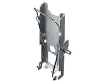 Clips de metal autoclaváveis para lâminas com opção de citofunis descartáveis ou reutilizáveis.