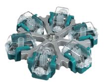 Rotor para citologia com 06 posições.