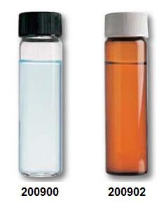 Vials VOA / Vials para armazenamento de amostras
