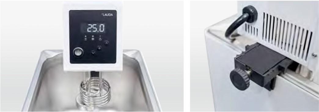 Banho termostático