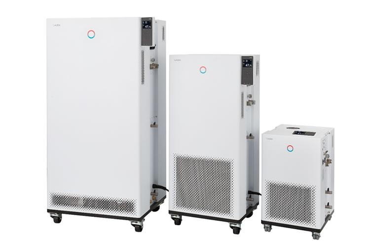 Termostatizações externas de temperatura em processos profissionais de -90 a 320 °C - Linha Integral T e XT