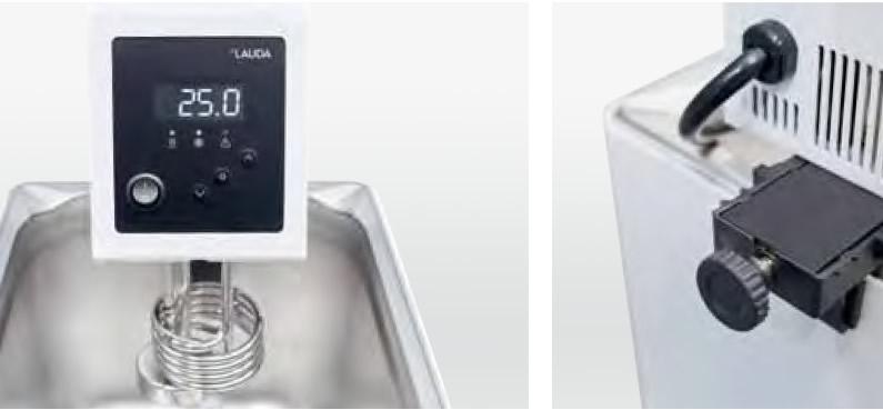 banho termostático de aquecimento e refrigeração