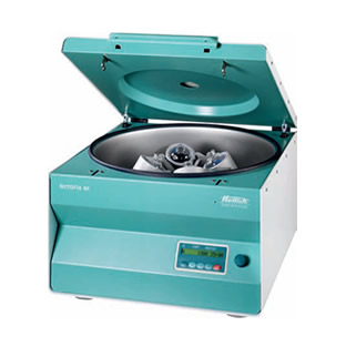Centrífuga para laboratório, ventilada, modelo Mikro 120