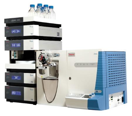 Espectrômetro de massa LTQ XL