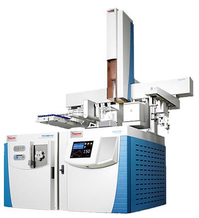 Espectrômetro de massa triploquadrupolo TSQ 8000 Evo