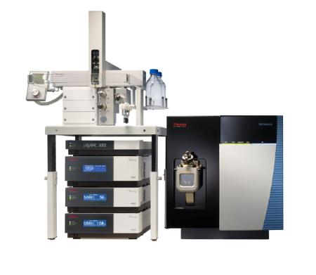 Espectrômetro de massa para a análise de traços de contaminantes em águas e bebidas EQuan MAX Plus
