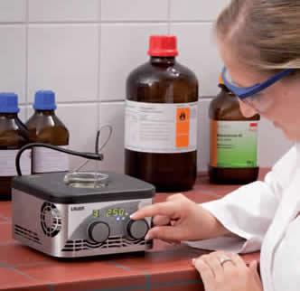 Microblocotermostáticoparaaquecimento e refrigeração de amostrasBéquer