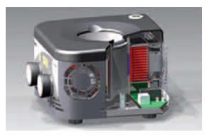 Tecnologia Peltier: isento de gás refrigerante