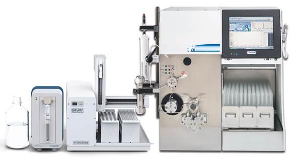 processador/injetor de líquidos modelo GX-241
