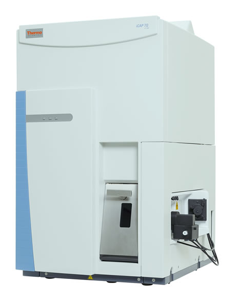 Espectrômetro ICP-MS triplo quadrupolo – iCAP TQ
