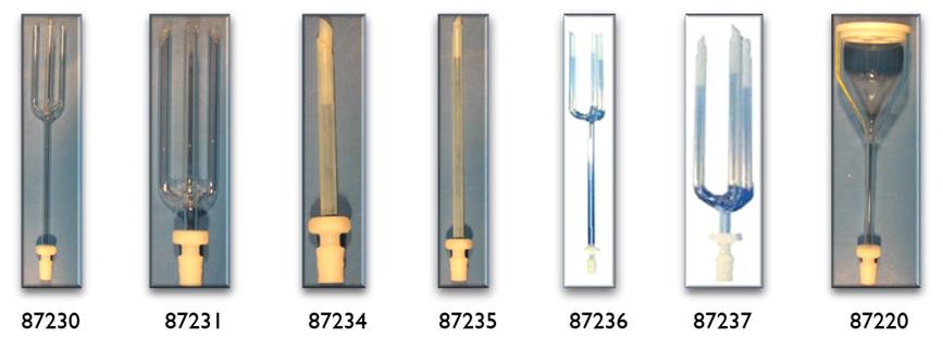 Sistema de descontaminação de frascos e vidrarias