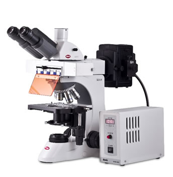 microscópio para pesquisa