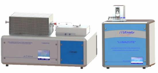 Analisador Elementar para Nitrogênio Total