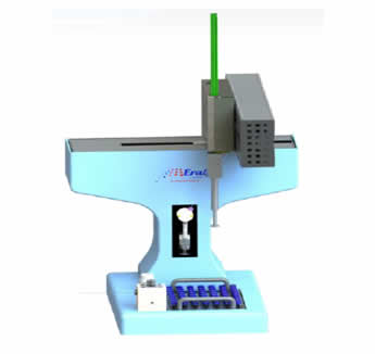 2)Amostrador Automático para Líquidos