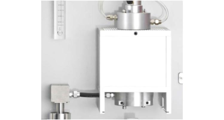Analisador elementar para carbono total e enxofre total