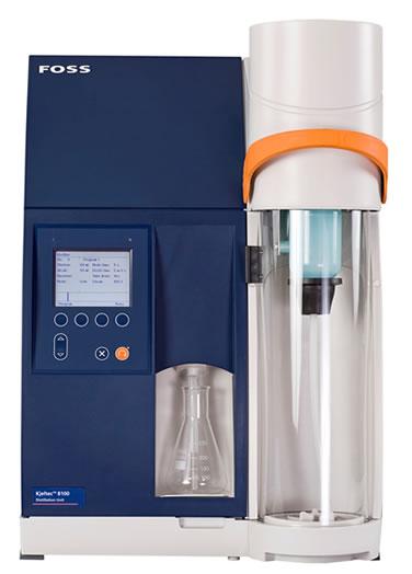 Destiladores de Nitrogênio/Proteína Kjeldahl