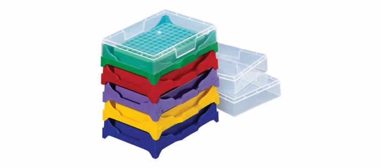 Rack de PCR empilhável – 96 x 0,2 mL