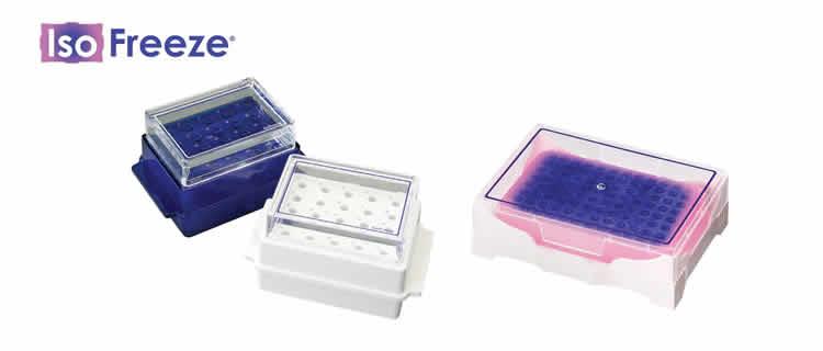 Rack tipo cooler - 0,2, 1,5 e 2,0 mL