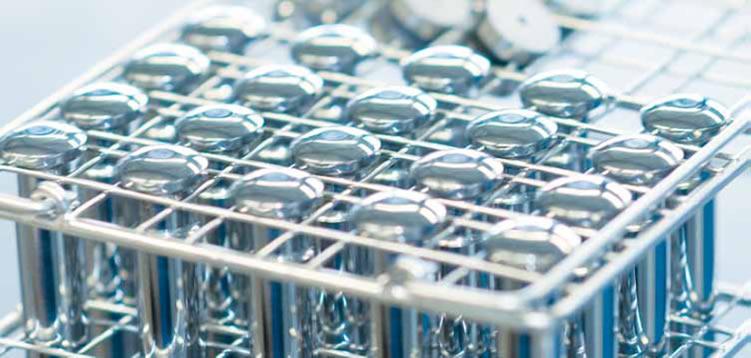 Detergentes para Validação de Limpeza e Processos
