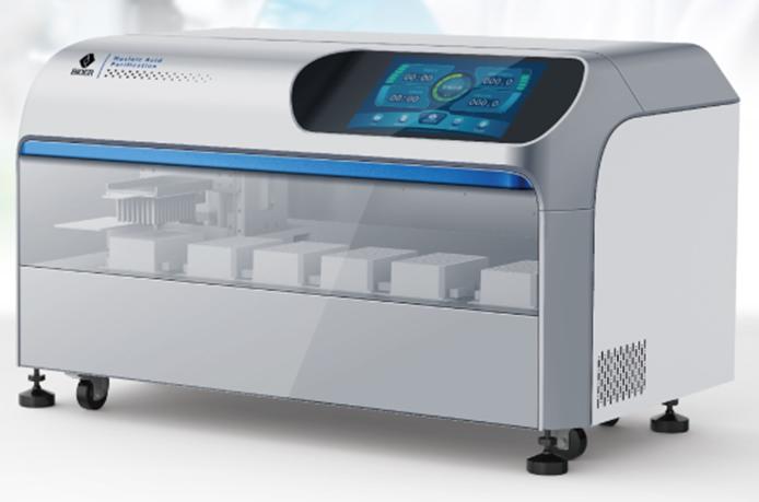 extrator automático de DNA/RNA