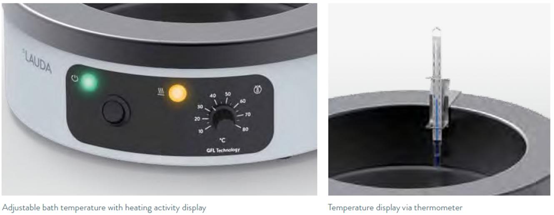 Display monocromático em LCD (linha Silver) ou colorido em TFT (linha Gold):  operação fácil