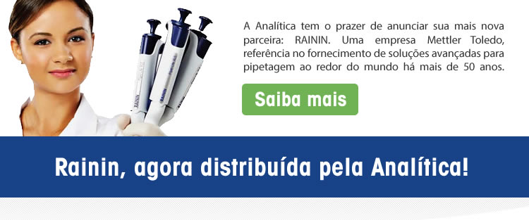 Pipetas Rainin
